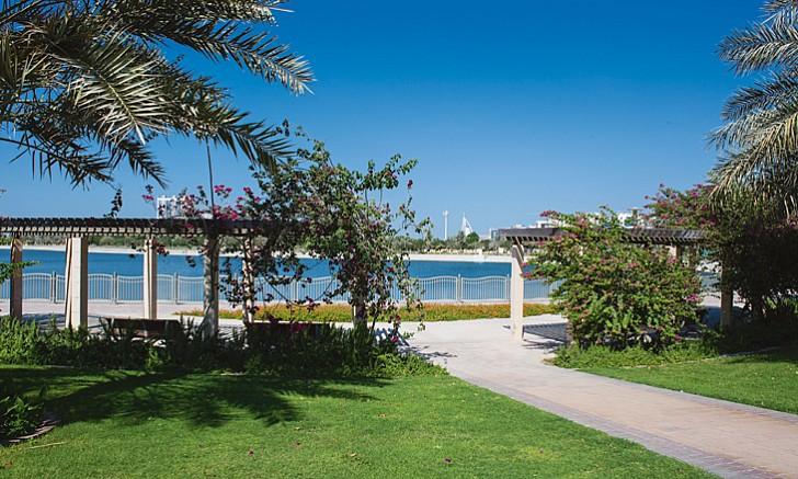 park-al-barsha-pond-park