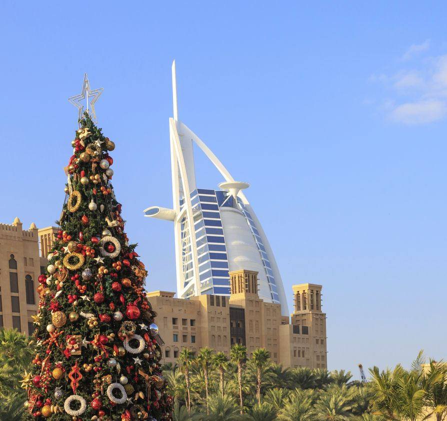 Milyen a Karácsony egy muszlim országban?