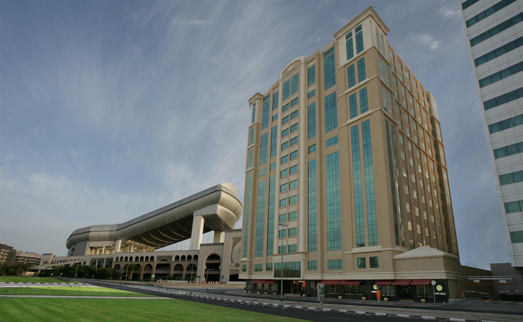 Auris-Plaza-Hotel-Al-Barsha-az-Emirates-Bevasarlokozpont-mellett