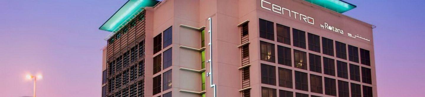 Centro Barsha Rotana Hotel***