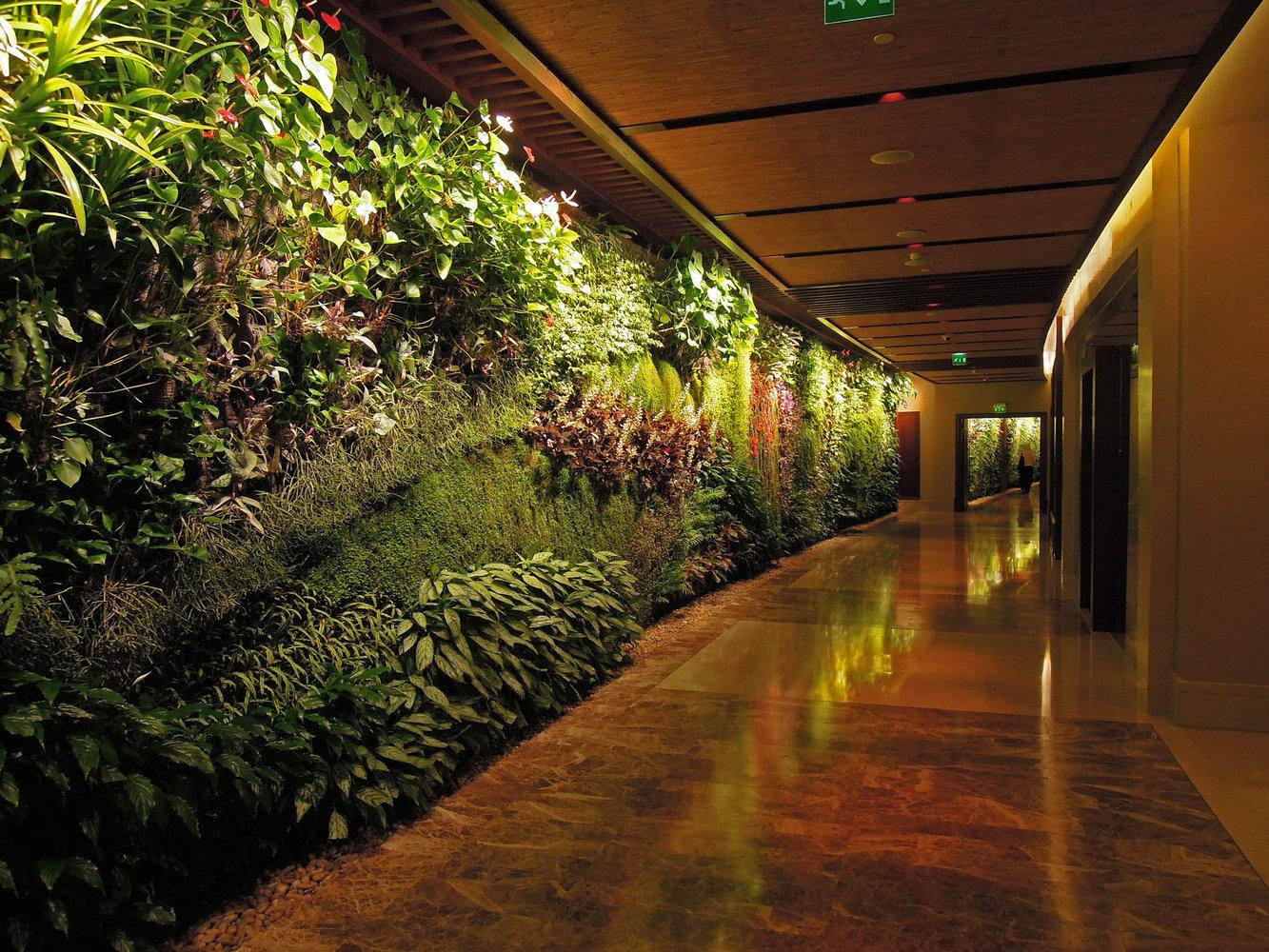 Vertikalis-kert-a-Sofitel-The-Palm-hotelben