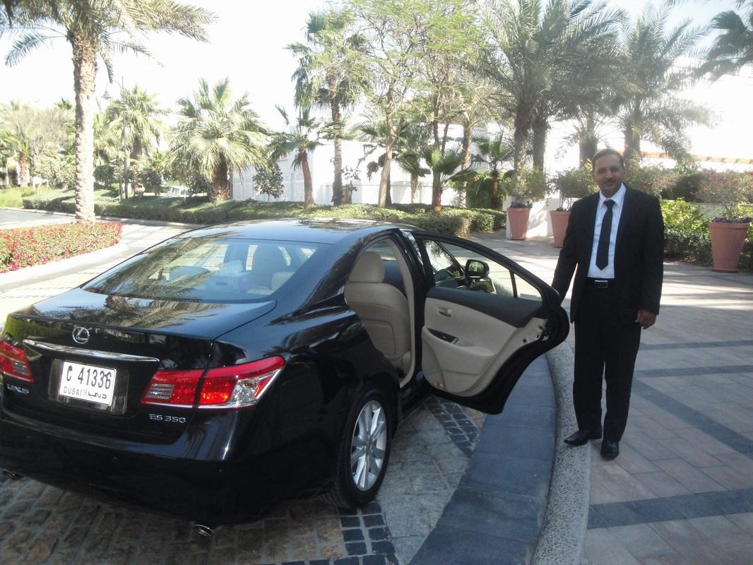 Limuzinbérlés Dubaiban