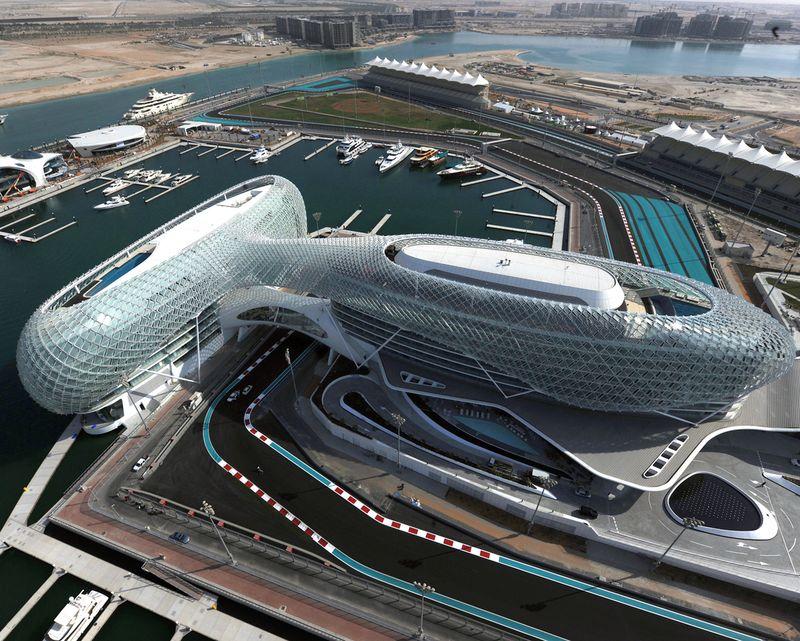 Yas-Marina-Circuit