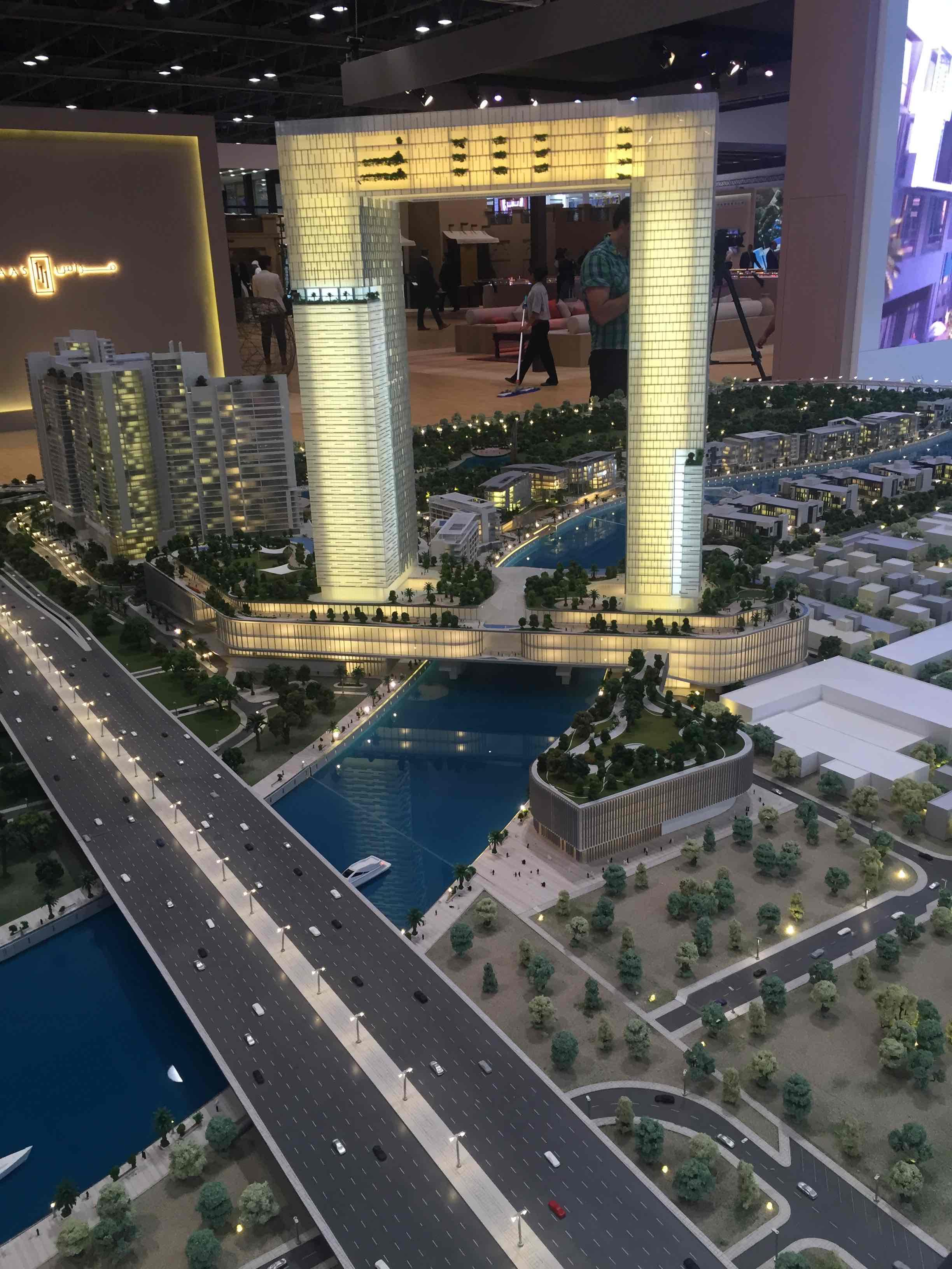 Dubai Canal Mall