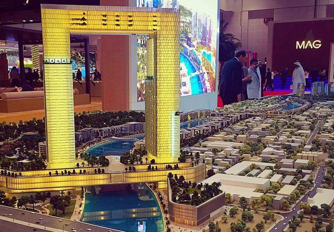 Dubai canal mall 2