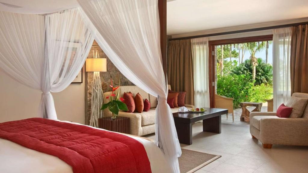 Kempinski Seychelles szoba