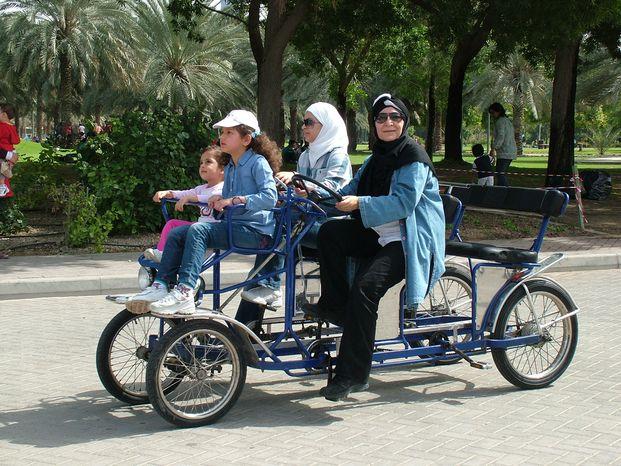 tandem Dubaiban